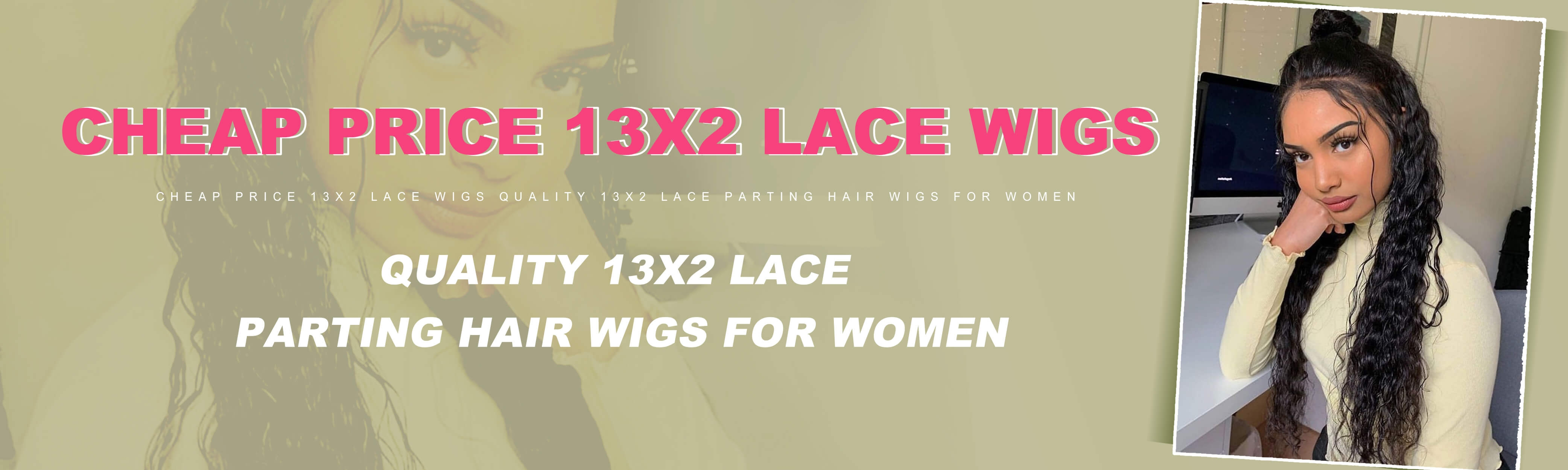 13X1 Lace Wig
