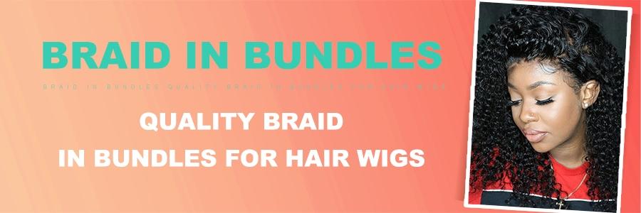 Braid in Bundles