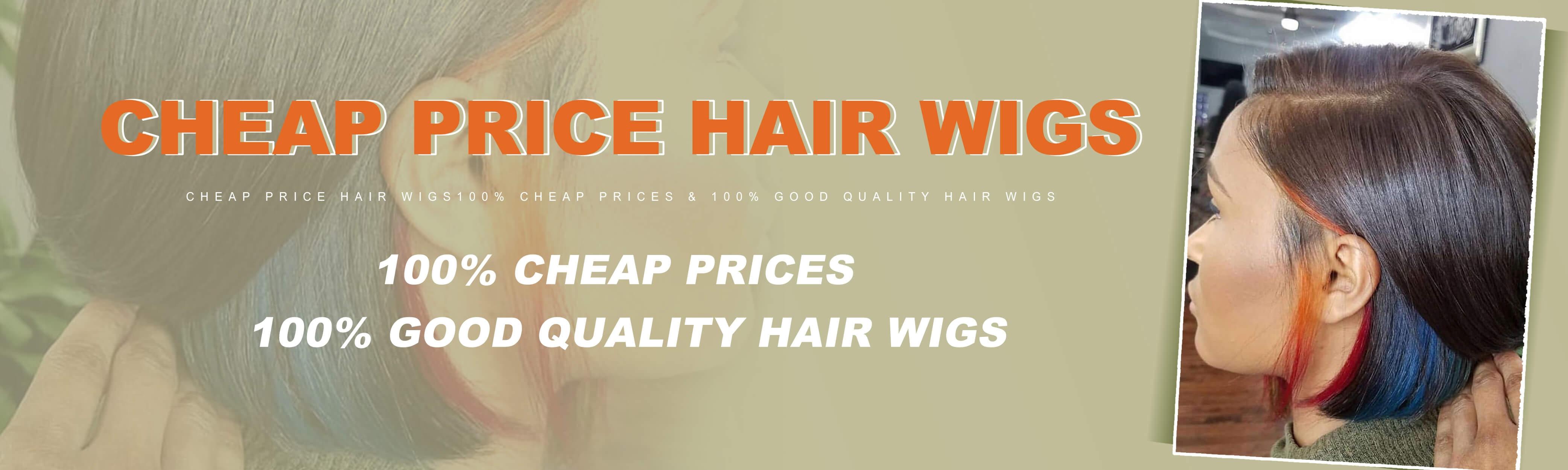 $40-$90 Price Wigs