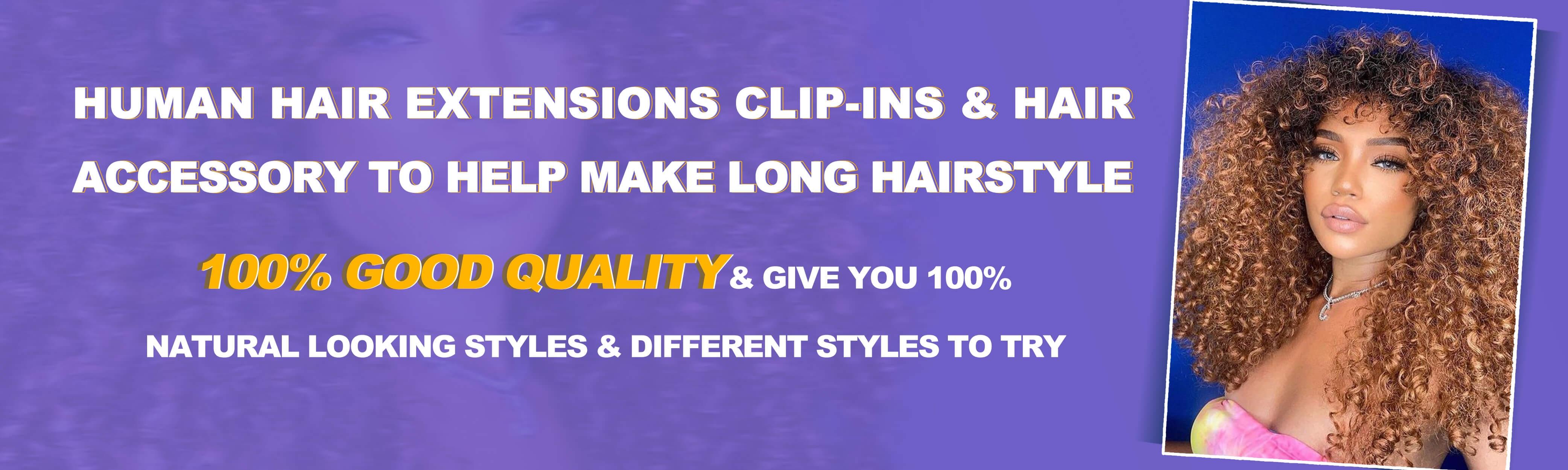 Clip In & Braiding Hair