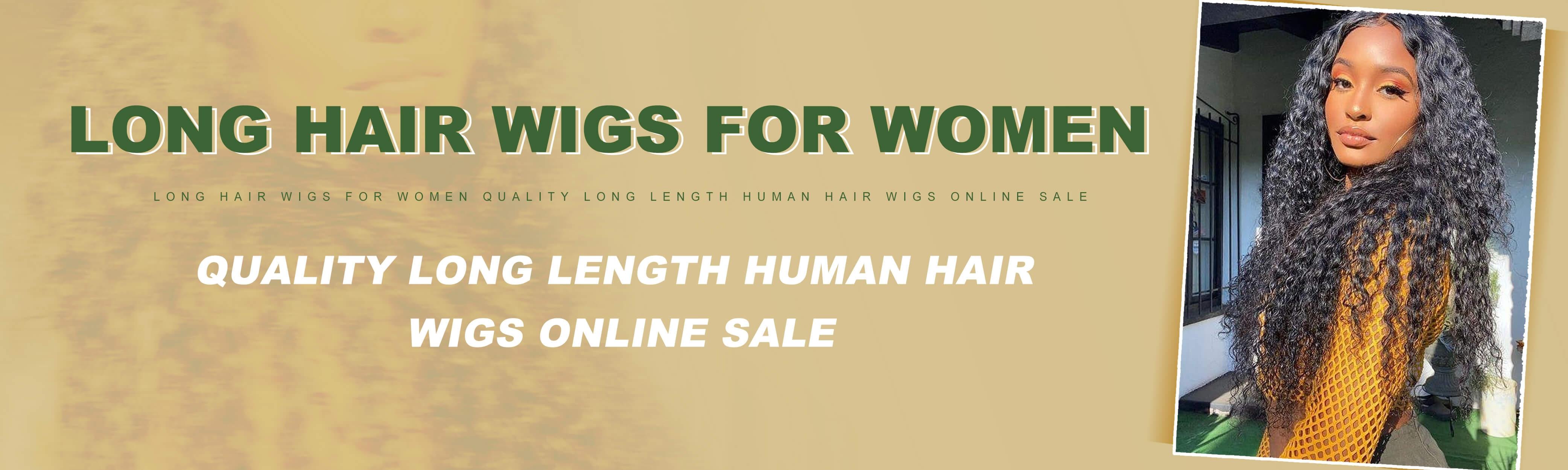 long wig items