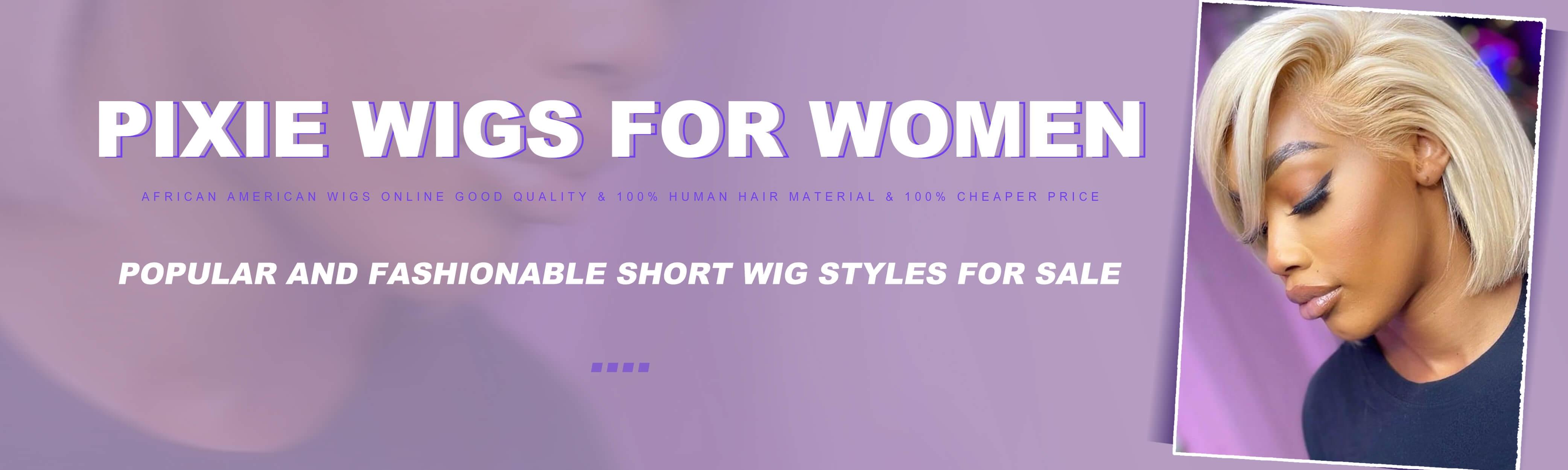 pixie wigs