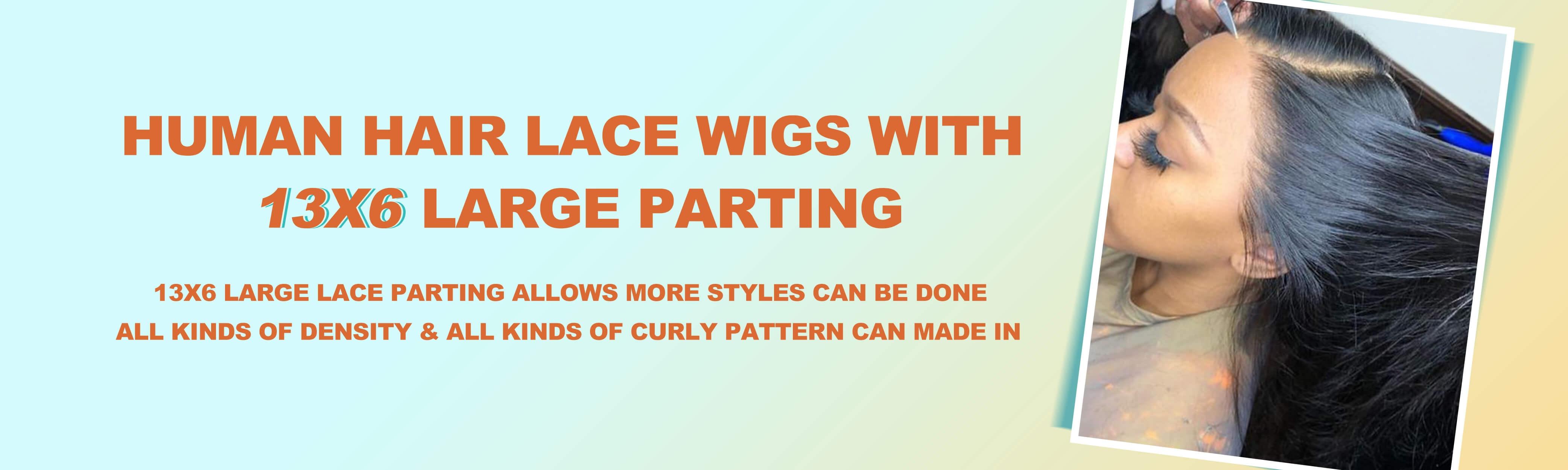 13x6 Lace Wigs