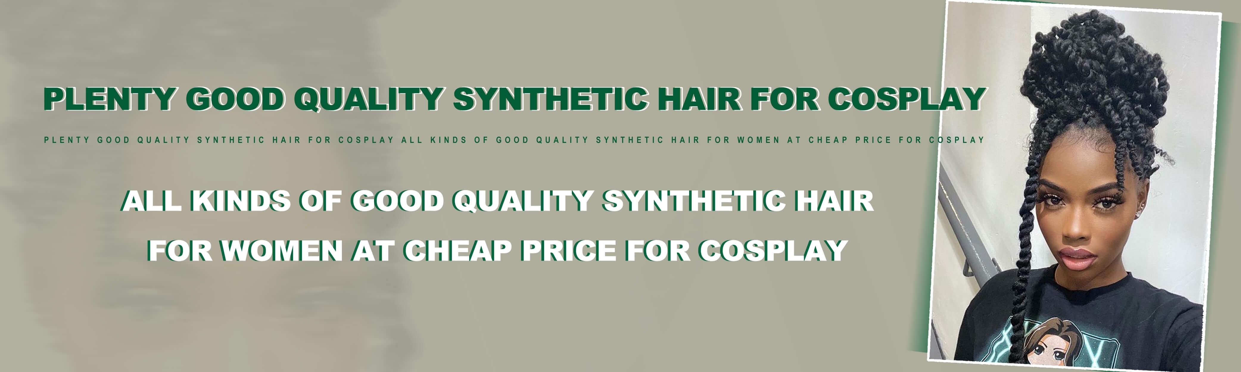 Synthetic Hair