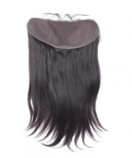 Dolago Pre Plucked Brazilian Virgin Hair Straight 13x6 Lace Frontal Closure