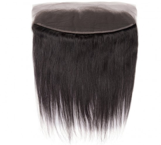 Dolago Brazilian Virgin Hair Straight 13x4 Ear To Ear Lace Frontal