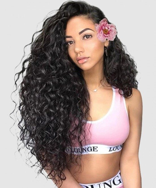Dolago Hair Wigs Loose Wave 150% Density Lace Front Wigs For Black Women Virgin Brazilian Human Hair Wigs Pre Plucked With Baby Hair