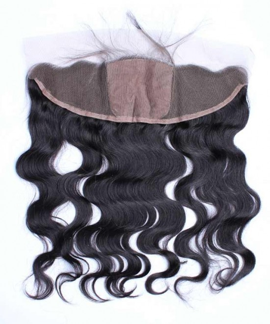 Dolago Body Wave 13x4 Lace Frontal Closure With 4x4 Silk Base Natural Scalp