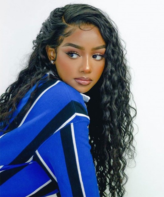 loose wave silk top lace wigs for women with baby hair online