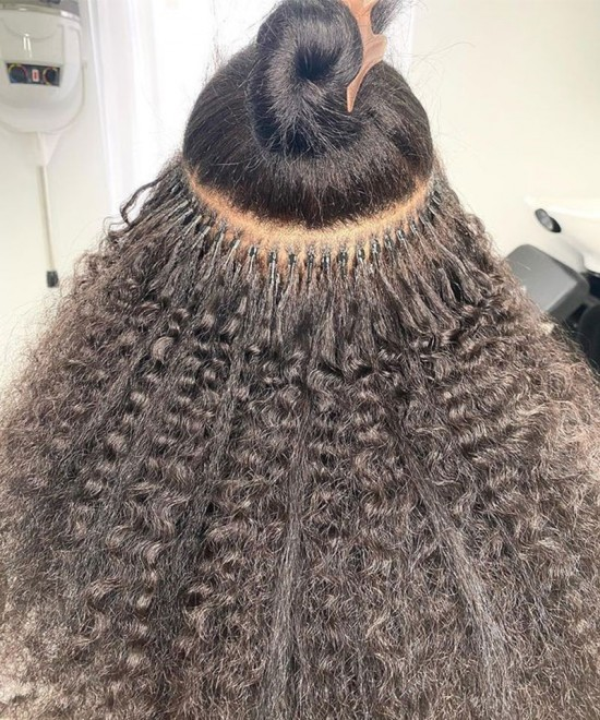 high quality I tip hair extension online wholesales For Women