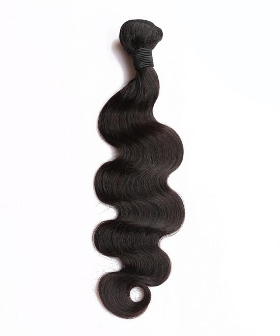 Dolago Brazilian Virgin Hair Body Wave 1 Piece Unprocessed Human Hair Bundles