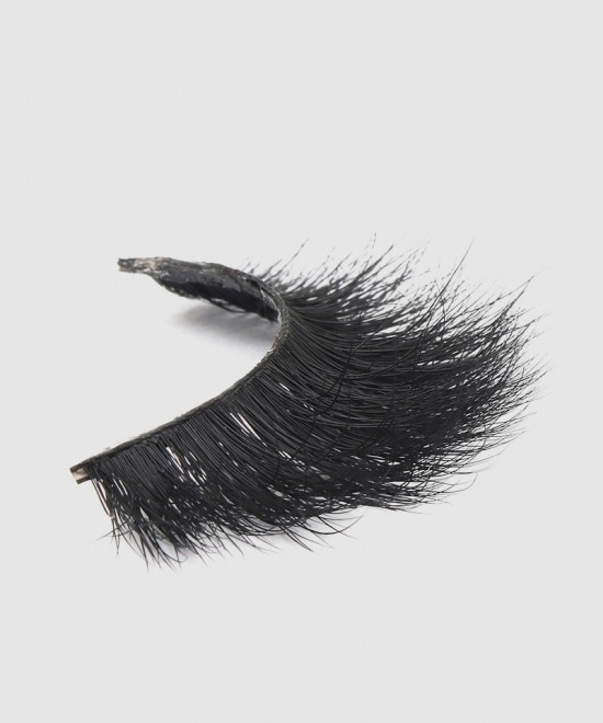 Natural Looking 5D Mink False Eyelashes Easy Application and Unparalleled Comfort L02