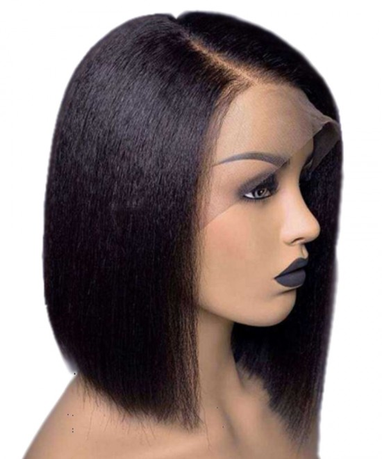Yaki straight silk base wigs for women