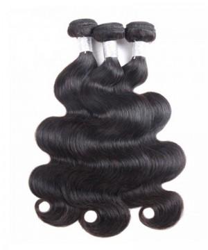 Dolago Brazilian Human Hair Weave Bundles For Sale 3Pieces Brazilian Body Wave Remy Human Hair Extensions 10-30 Inches Brazilian Hair Bundles