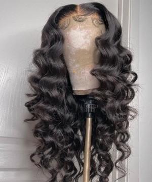 Buy Hd Swiss Lace Wigs Loose Wave For Women Online
