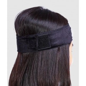 Dolago Velvet Fabric Hair Band Flexible Velvet Wig Grip Scarf Head Hair Band
