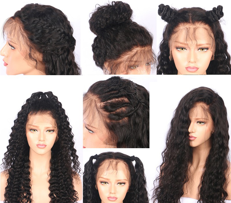 dolago 13x6 lace front wig styles