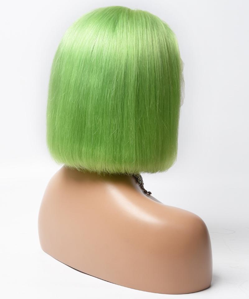 colorful wigs green wigs dolago