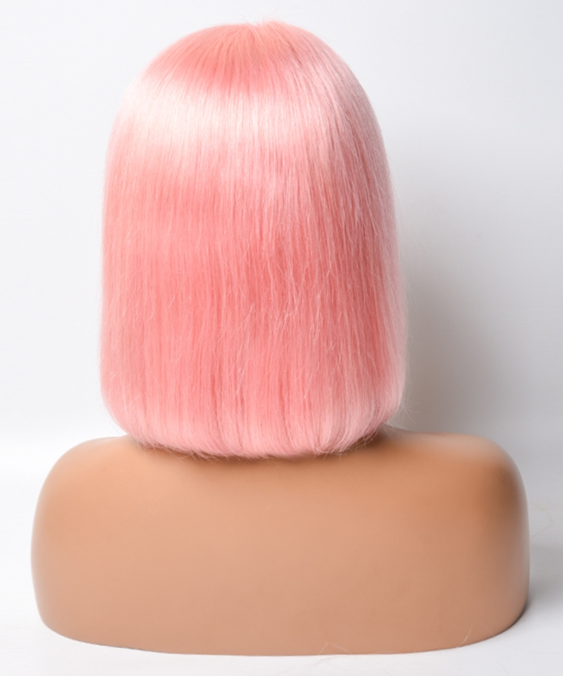 colorful pink wigs dolago hair