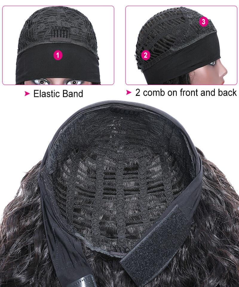 wig cap types
