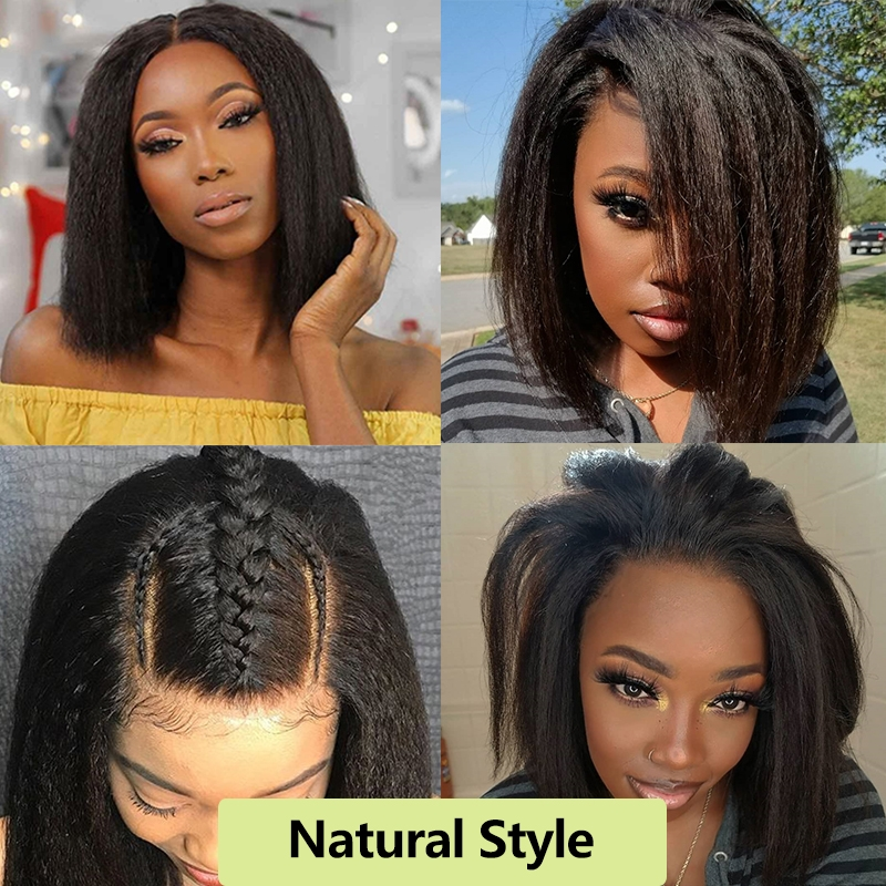natural looking hair styles