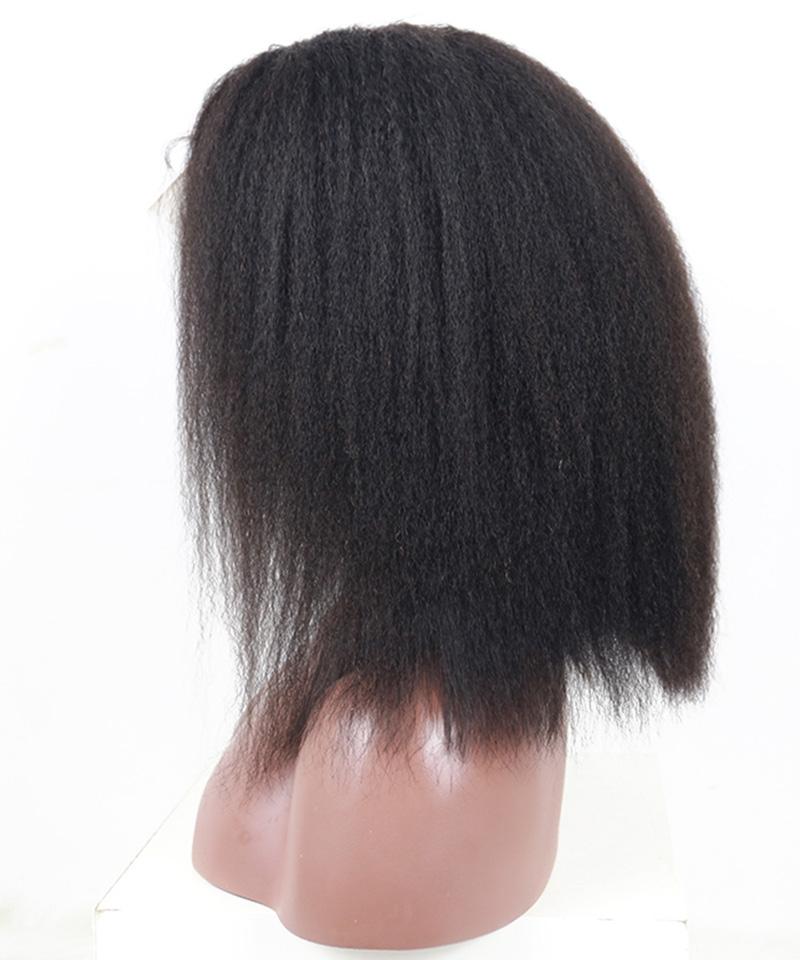 Bob Wig hair style kinky Straight