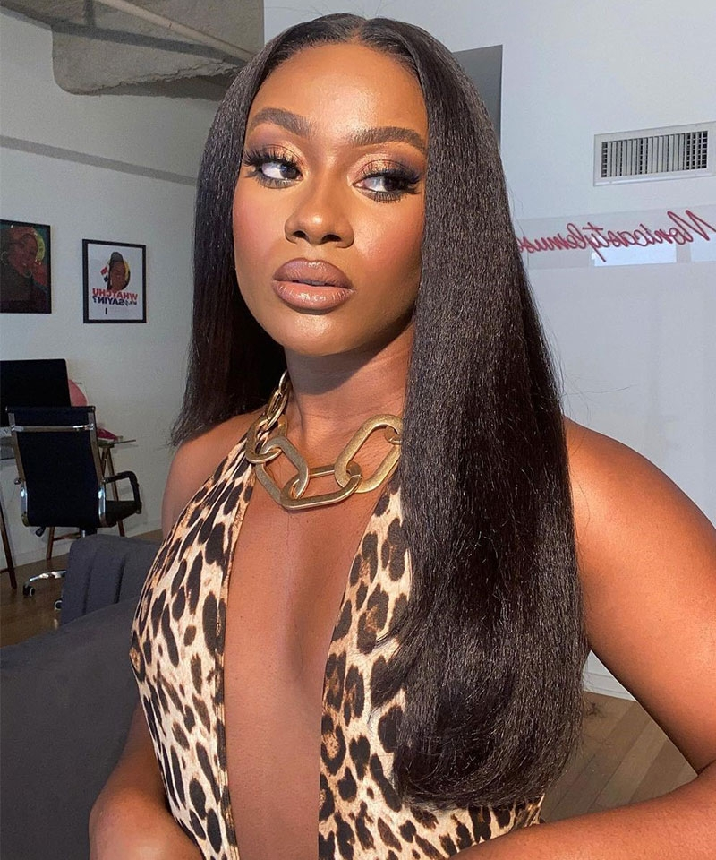 quality human hair u part wigs for sale