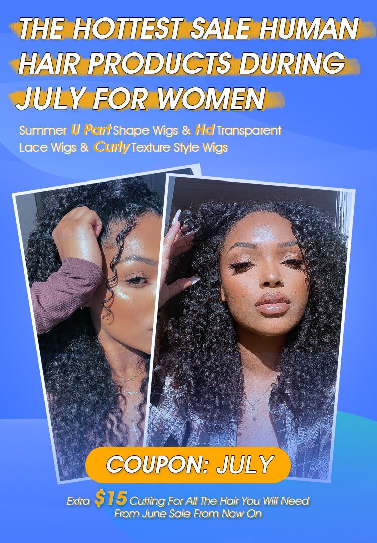 the popular hair on sale now
