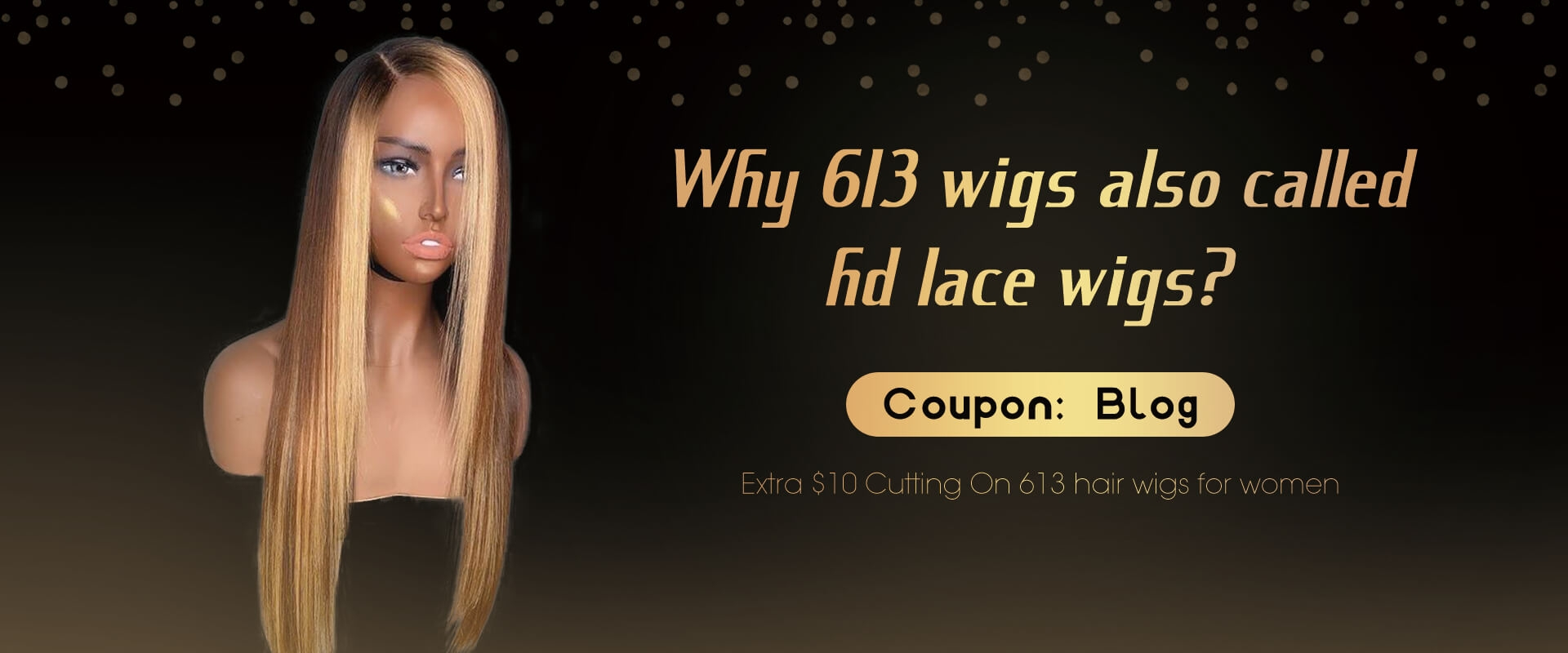 613 blonde human hair wigs for sale
