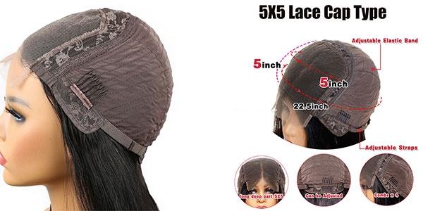 HD Lace Closure Wigs
