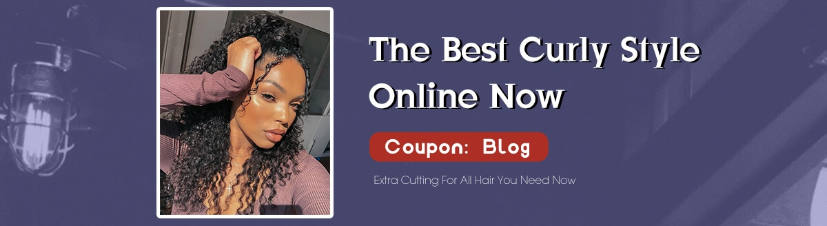 human hair curly u part wigs for women