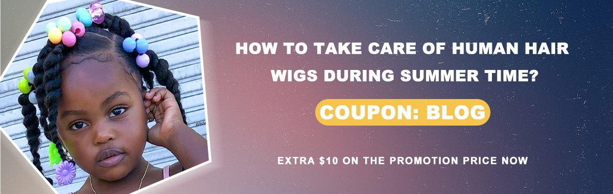 human hair summer wigs for sale now