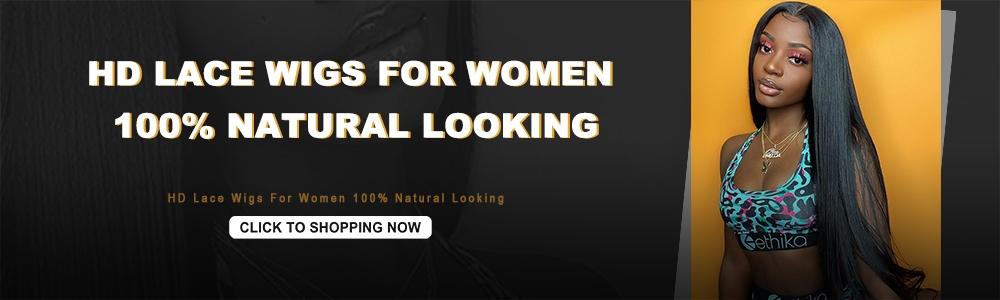 best hd human hair wigs for women