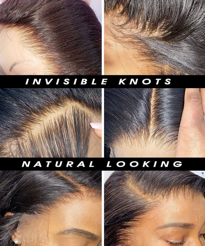 natural looking full lace wigs with invisible knots